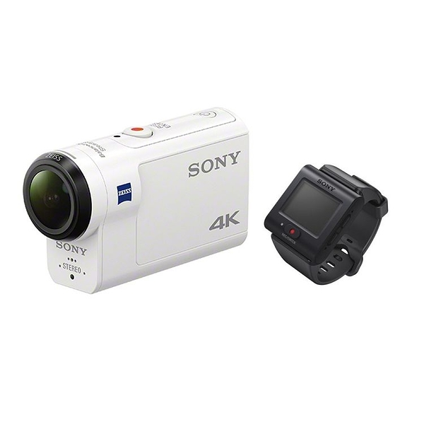 SONY 4K Action Cam 運動攝影機 FDR-X3000R