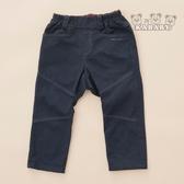 【金安德森】KA直長版搭素色長褲(藍色)105-125