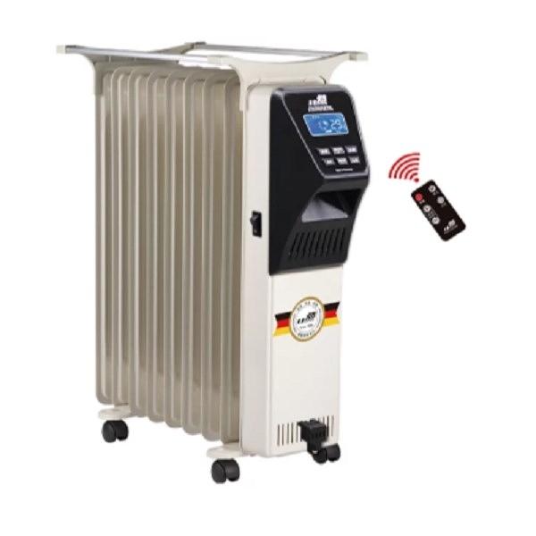 【南紡購物中心】NORTHERN 北方 NAE-09 電子式葉片恆溫電暖爐 電暖器