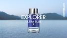 萬寶龍 explorer ultra blue*100ml