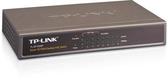 TP-LINK TL-SF1008P 8 埠 10/100M 桌上型 PoE 交換器