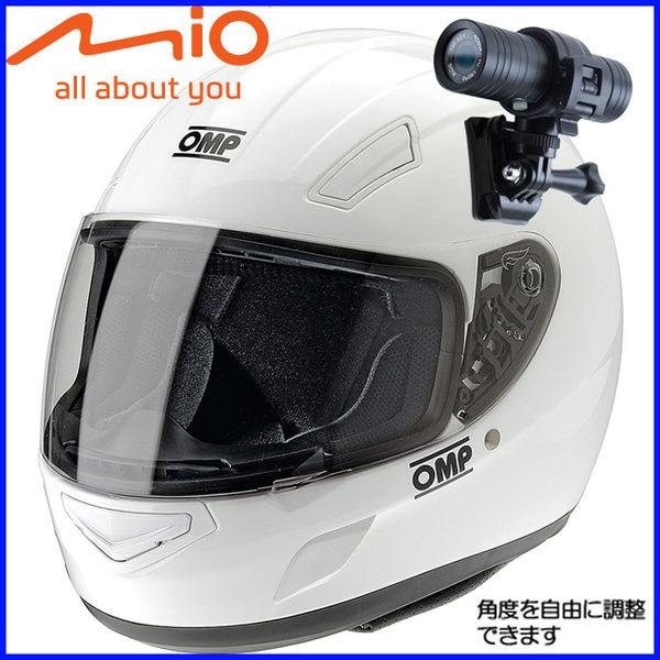 mio MiVue M560 Plus M658 M655 3M金剛王黏貼環繞減震固定座安全帽固定架支架行車紀錄器車架GoPro6