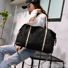 出差短途旅行包男女手提單肩斜跨行李包旅游行李袋大容量健身包潮 印象
