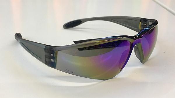 APEX防風眼鏡,032,電鍍彩