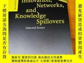 二手書博民逛書店Innovation,罕見Networks, and Knowledge Spillovers (英文原版) se