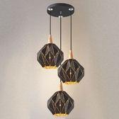 YPHOME 美式吊燈 M82274D