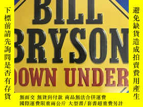 二手書博民逛書店Down罕見Under.19139 Bill Bryson (A