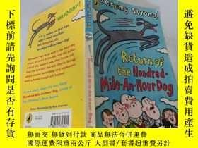 二手書博民逛書店Return罕見of the Hundred Mile—An—Hour Dog: 百裏一小時狗歸來Y20039