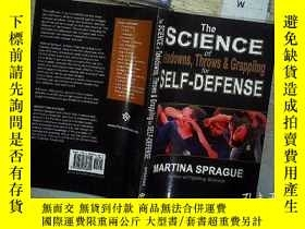 二手書博民逛書店The罕見Science of Takedowns, Throw