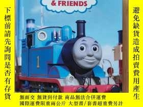 二手書博民逛書店thomas罕見and friends (favourite t