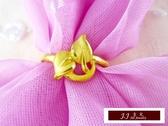 9999純金  黃金金飾 黃金戒指 連心雙葉 戒指 情人禮物 生日 送禮 推薦
