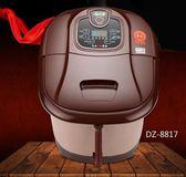 洗腳機 全自動按摩 洗腳盆足浴器 泡腳桶電動加熱足療家用深桶