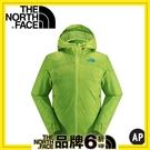 【The North Face 男款 DyVent防水外套 鸚鵡綠藤蔓印 】NF00CUY7/防水外套/防水/外套