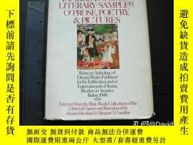 二手書博民逛書店Yankee罕見Doodle's Literary Sampler of Prose, Poetry,