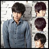 MFH韓國男生假髮◆100%輕熟男假髮【M057035】*韓國髮型/假髮 男 假髮推薦/新年髮型