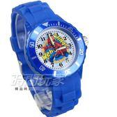 Disney 迪士尼 漫威 日本機芯 流行卡通手錶 兒童手錶 防水手錶 DT蜘蛛人深藍