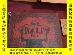 二手書博民逛書店dracula s罕見heir(德古拉)Y237539 Sam Stall