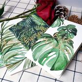 【BlueCat】熱帶雨林謝謝您燙金卡片 母親節 (大張)