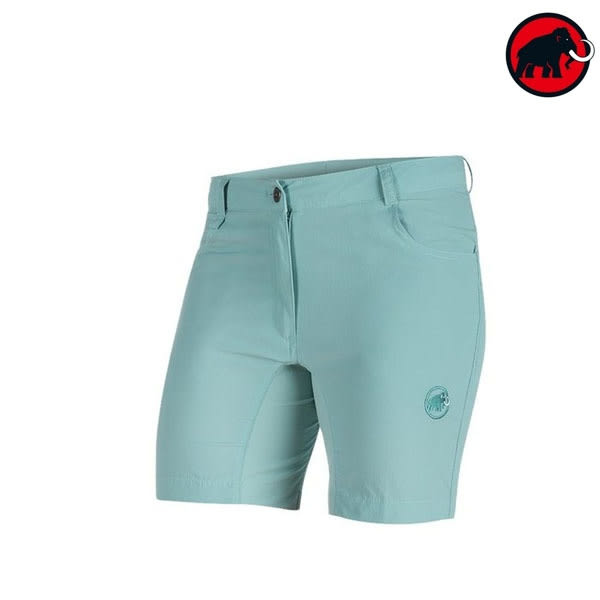 [Mammut] Runbold Light Shorts 女戶外休閒短褲 - 空氣藍 (09921-5906)