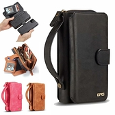 三星 Note20 Note20 Ultra 手提拉鍊包 手機皮套 手機殼 插卡 錢包 手提 保護套
