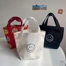 飯盒包手提包手袋便當包日式袋手腕包小布袋包遛彎包【極簡生活】