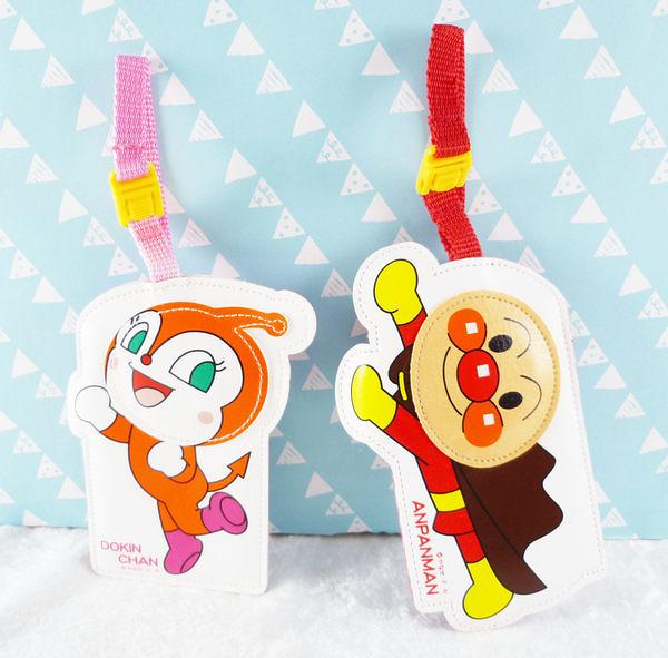 【震撼精品百貨】麵包超人_Anpanman~卡片帶-麵包超人/小病毒【共2款】