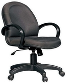 HP340-02 辦公椅(方塊布)氣壓+後仰/6506-A