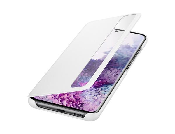 【免運費】SAMSUNG Galaxy S20+ 原廠透視感應皮套