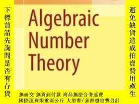 二手書博民逛書店Algebraic罕見Number TheoryY255174