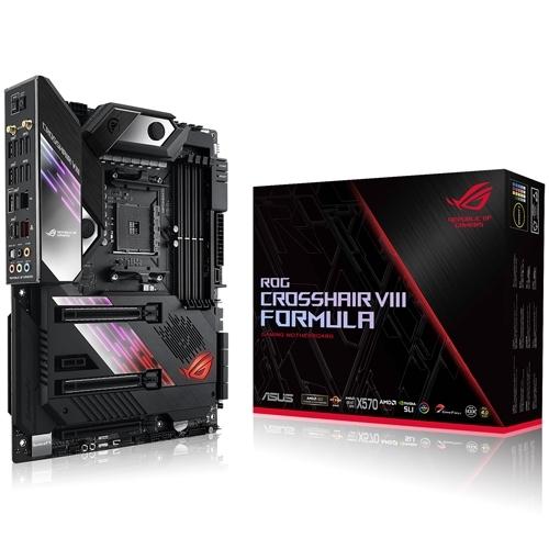 華碩 ASUS ROG CROSSHAIR VIII FORMULA AMD 主機板