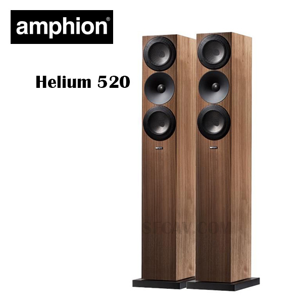 【勝豐群音響竹北】amphion Helium 520 落地型喇叭 Handmade in Finland