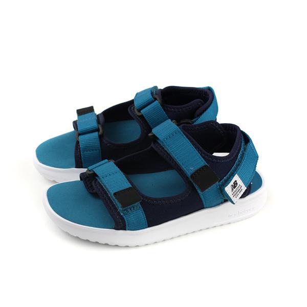 New Balance 涼鞋 休閒鞋 藍色 童 KS750NY-W no422
