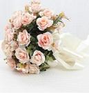 中式婚禮新娘手捧花