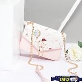 仙女鏈條小ck包包女2020新款潮韓版時尚單肩斜挎包百搭ins少女包 8號店