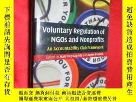 二手書博民逛書店Voluntary罕見Regulation of NGOs an