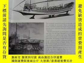 二手書博民逛書店AHISTORY罕見OF Fighting ships Rich