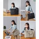 商務公文包女士手提韓版職業文件包