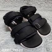 Kumo shoes Adidas 繃帶 涼鞋 黑色款