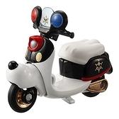 【震撼精品百貨】Micky Mouse_米奇/米妮 ~TOMICA多美迪士尼小汽車DM-04 夢幻米奇警察摩托車#46357