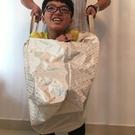 旅行收納袋 棉被收納袋 衣服打包袋牛津布搬家神器 行李袋裝棉被的袋子整理袋小c推薦