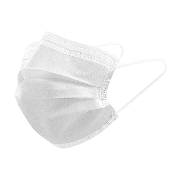 【3期零利率】預購 RM-A101-WS 一次性防護成人口罩 50入/包 3層過濾 熔噴布 高效隔離 (非醫療)