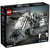 樂高積木 LEGO 2019《 LT42100 》科技 Technic 系列 - Liebherr R 9800 挖掘機╭★ JOYBUS玩具百貨