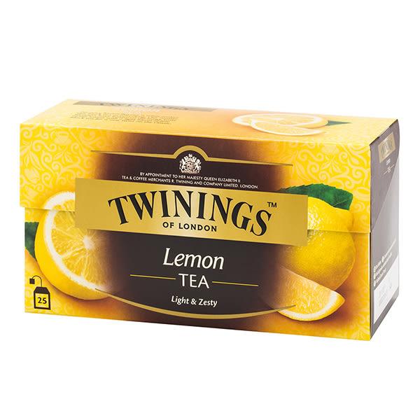 唐寧茶【Twinings】檸檬茶(2gx25入茶包)