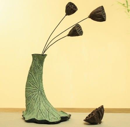 [協貿國際]乾花花瓶創意擺飾單個價