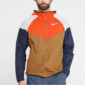 【折後$2099】▶NIKE WINDRUNNER 男子跑步夾克 風衣 運動外套 卡橘藍  AR0258-277