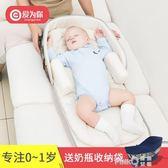 愛為你便攜式床中床寶寶嬰兒床多功能可折疊新生兒嬰幼兒仿生床墊CY 【PINK Q】