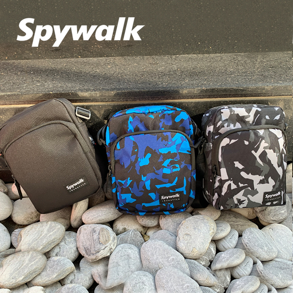 SPYWALK 流行簡約小包 側包NO:S9139