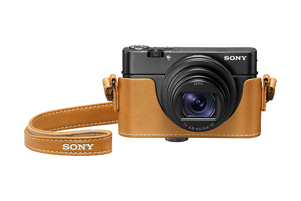 SONY LCJ-RXK 專用相機皮套 台灣索尼公司貨 適 RX100M7 RX100 RX100M6 RX100M5  RX100M4.3