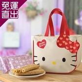 Hello Kitty. 芝麻蛋捲-首選版禮盒(蛋素) E00800003【免運直出】