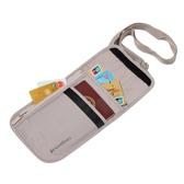 出國旅行必備貼身掛包 RFID防掃描銀行卡證件包 貼身防盜護照包Mandyc